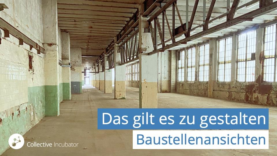 Werkhalle Nord, 1. OG